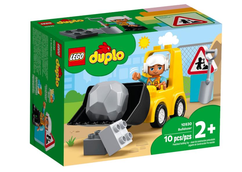 10930 LEGO DUPLO Town Buldozer