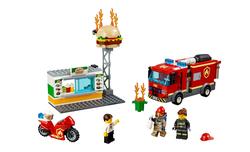 LEGO - 60214 Burger Bar Fire Rescue