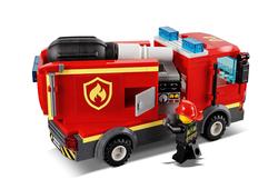 60214 LEGO City Hamburgerci Yangın Söndürme Operasyonu - Thumbnail