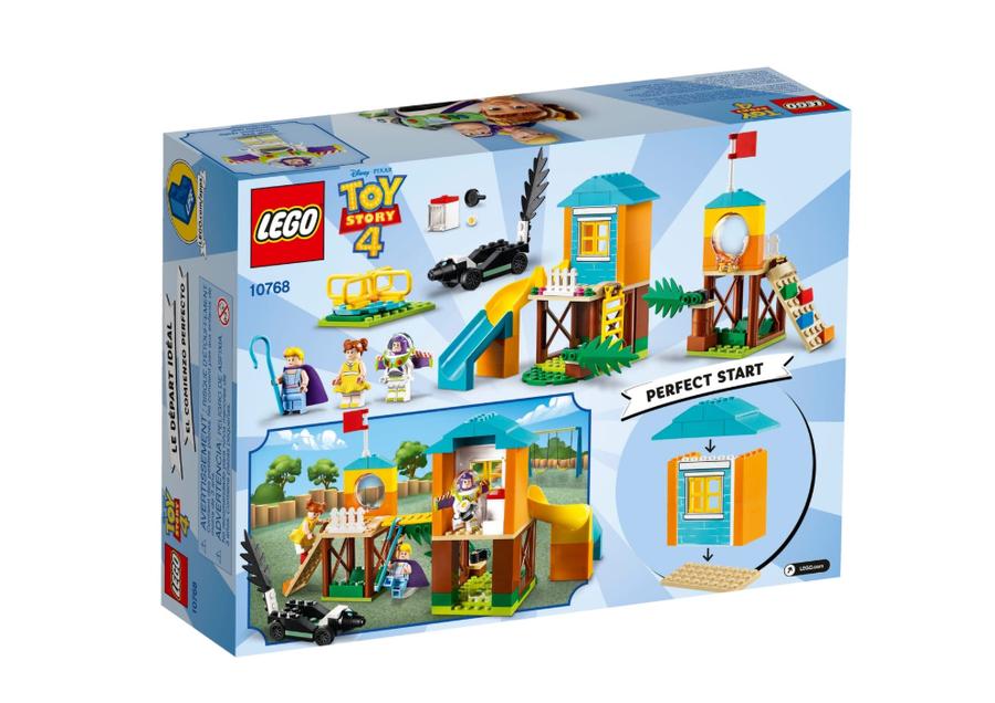 10768 Buzz & Bo Peep's Playground Adventure