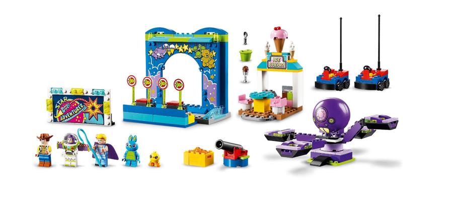 10770 Buzz & Woody's Carnival Mania!