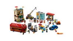 LEGO - 60200 Capital City V29