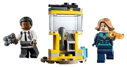LEGO - 30453 Captain Marvel And Nick Fury