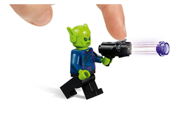 76127 Captain Marvel and The Skrull Attack - Thumbnail