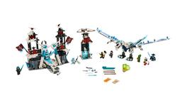 LEGO - 70678 Yalnız İmparatorun Kalesi