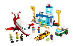LEGO - 60261 LEGO City Merkez Havaalanı