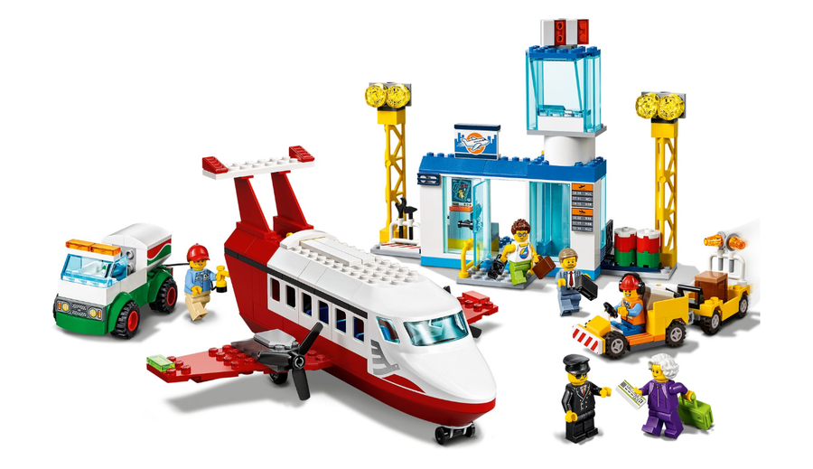60261 Central Airport