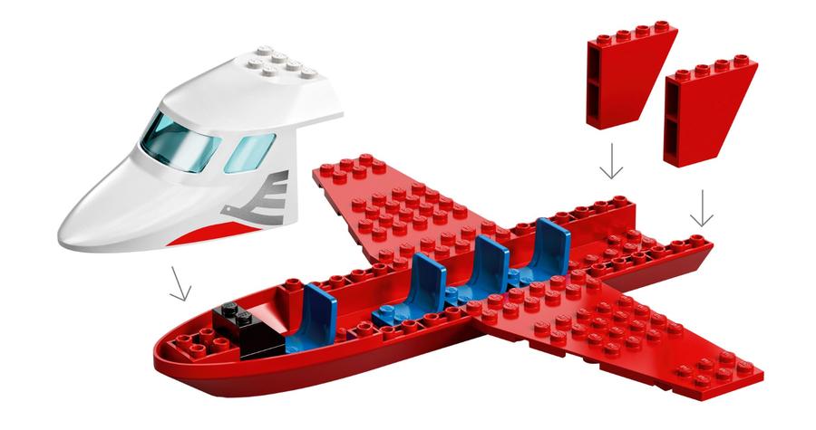 60261 LEGO City Merkez Havaalanı