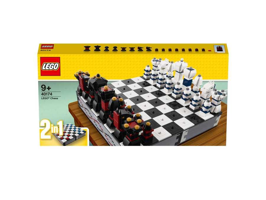 40174 LEGO Iconic Satranç Seti