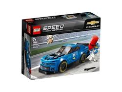 75891 LEGO Speed Champions Chevrolet Camaro ZL1 Yarış Arabası - Thumbnail