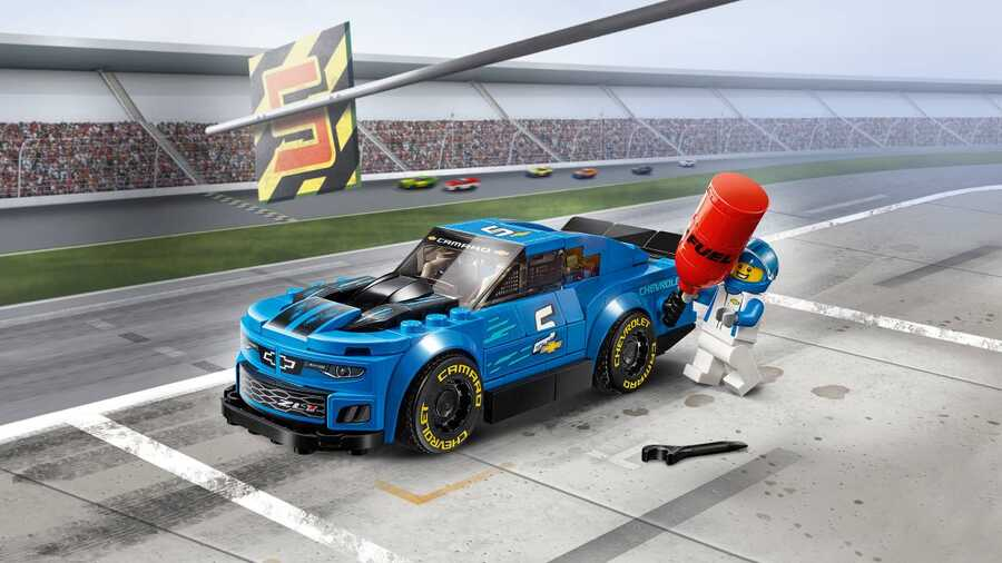 75891 LEGO Speed Champions Chevrolet Camaro ZL1 Yarış Arabası