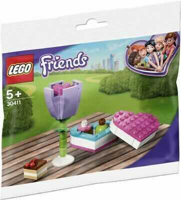 30411 LEGO Friends Çikolata Kutusu ve Çiçek
