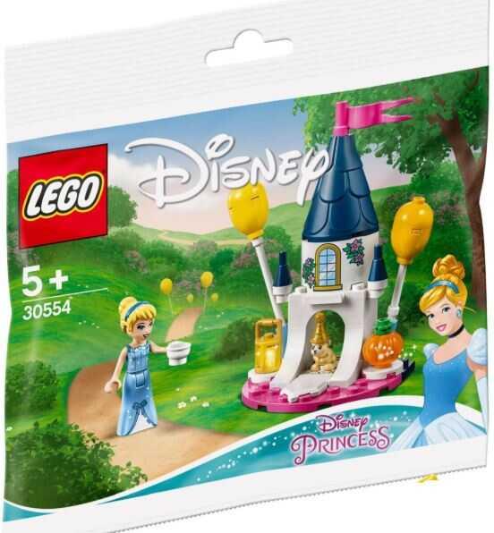 30554 Cinderella Mini Castle