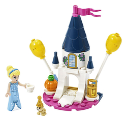 LEGO - 30554 Cinderella Mini Castle