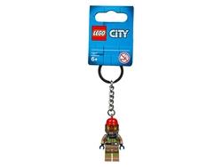 LEGO - 853918 Firefighter Anahtarlık