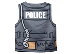 853919 City Police Vest - Thumbnail
