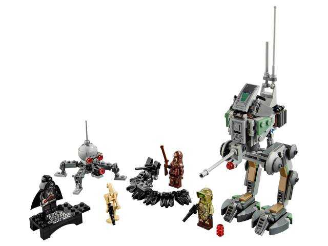 75261 Clone Scout Walker™ – 20th Anniversary Edition