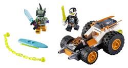 LEGO - 71706 LEGO Ninjago Cole'un Hızlı Arabası