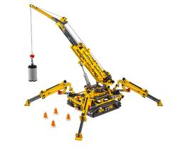 LEGO - 42097 Kompakt Paletli Vinç