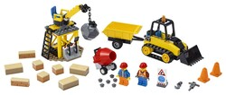 LEGO - 60252 LEGO City İnşaat Buldozeri