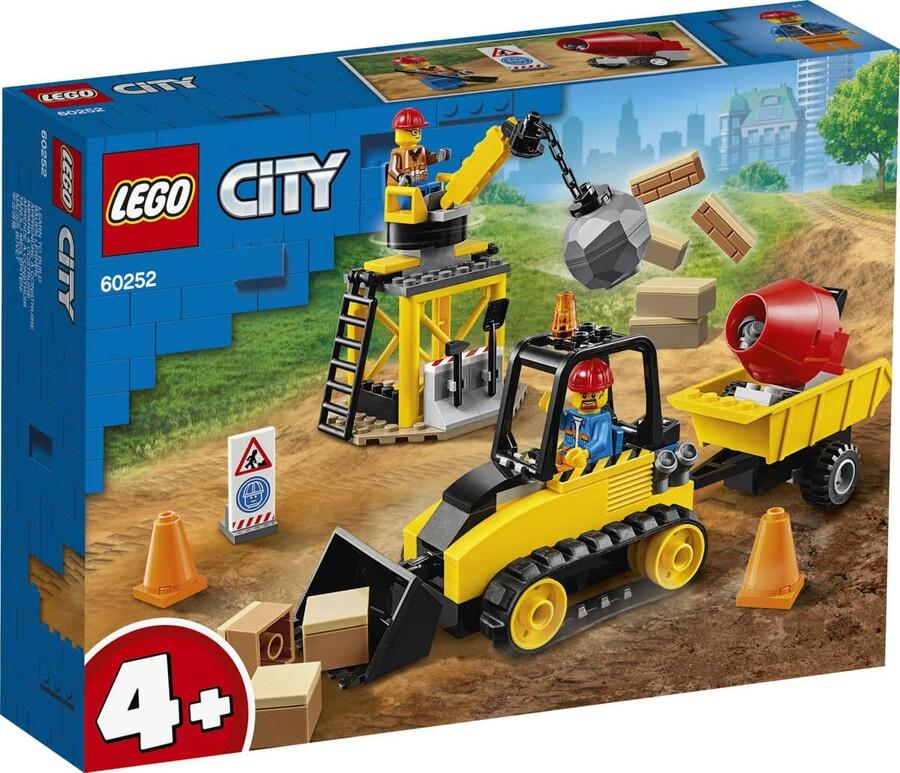 60252 LEGO City İnşaat Buldozeri