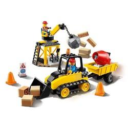 60252 LEGO City İnşaat Buldozeri - Thumbnail