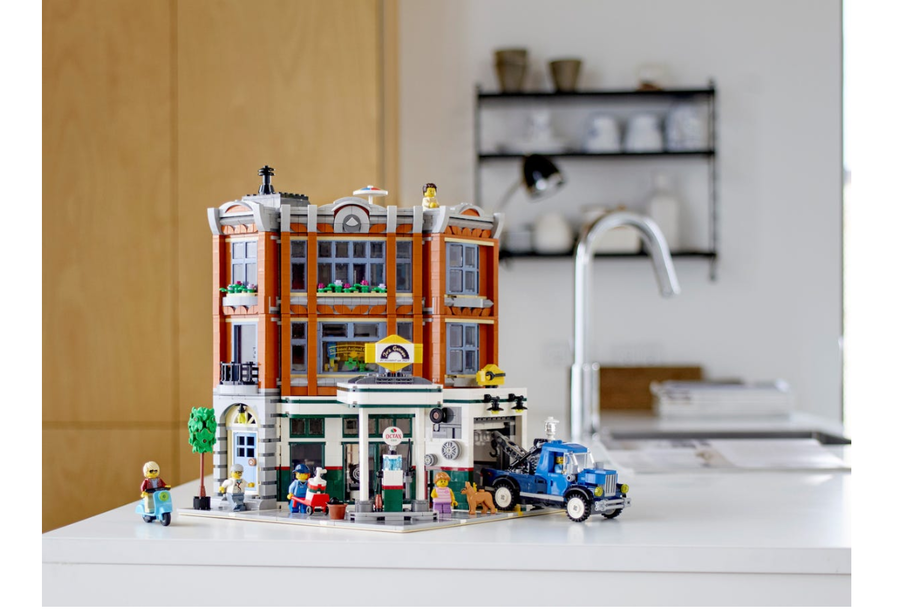 10264 LEGO Creator Köşe Garaj