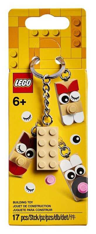 854021 Creative Bag Charm (Anahtarlık Seti)