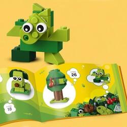 11007 LEGO Classic Yaratıcı Yeşil Yapım Parçaları - Thumbnail