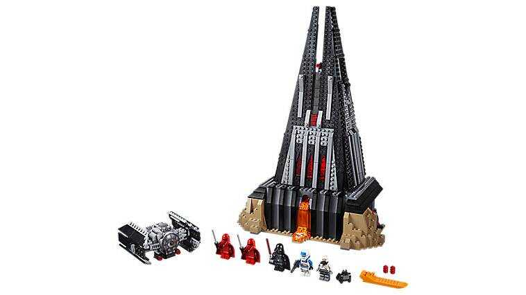 75251 LEGO Star Wars Darth Vader'ın Kalesi