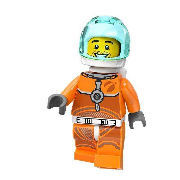 60228 LEGO City Uzay Roketi ve Fırlatma Kontrolü