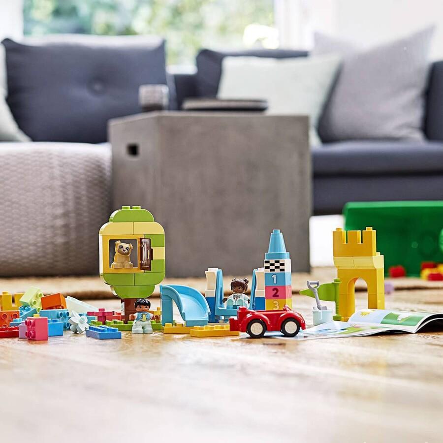 10914 LEGO DUPLO Classic Lüks Yapım Parçası Kutusu