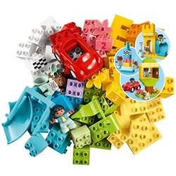 10914 LEGO DUPLO Classic Lüks Yapım Parçası Kutusu - Thumbnail
