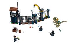 LEGO - 75931 Dilophosaurus Karakol Saldır.. V29