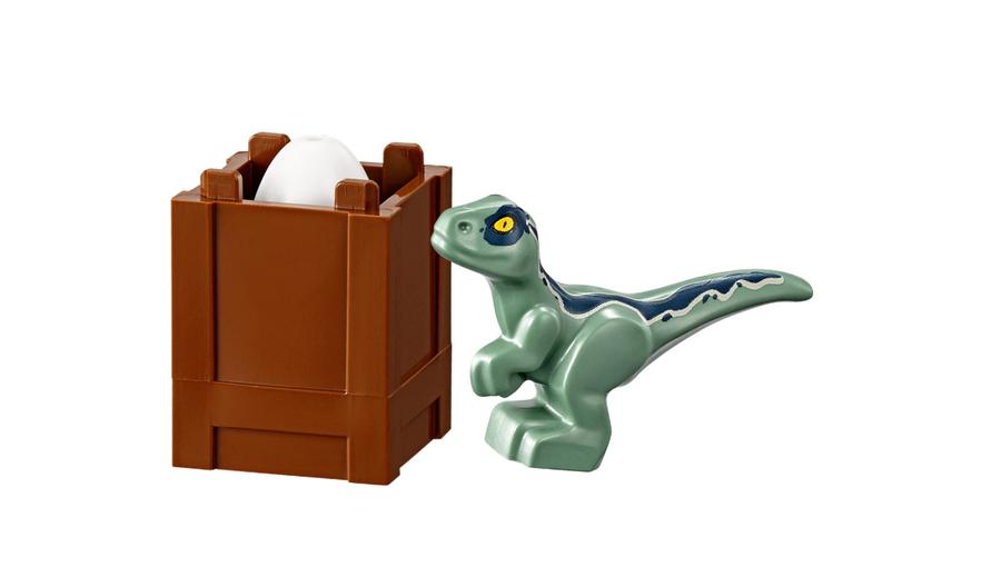 75931 Dilophosaurus Karakol Saldır.. V29