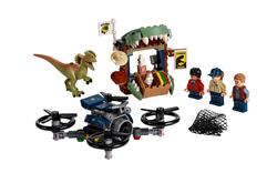 LEGO - 75934 Dilophosaurus Kaçıyor