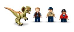 75934 Dilophosaurus Kaçıyor - Thumbnail