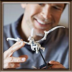 21320 LEGO Ideas Dinozor Fosilleri - Thumbnail