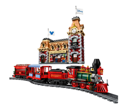LEGO - 71044 Disney Train and Station