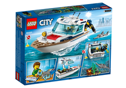 60221 LEGO City Dalış Yatı - Thumbnail