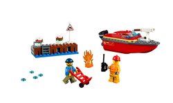 LEGO - 60213 Dock Side Fire