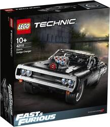 42111 LEGO Technic Dom'un Dodge Charger'ı - Thumbnail
