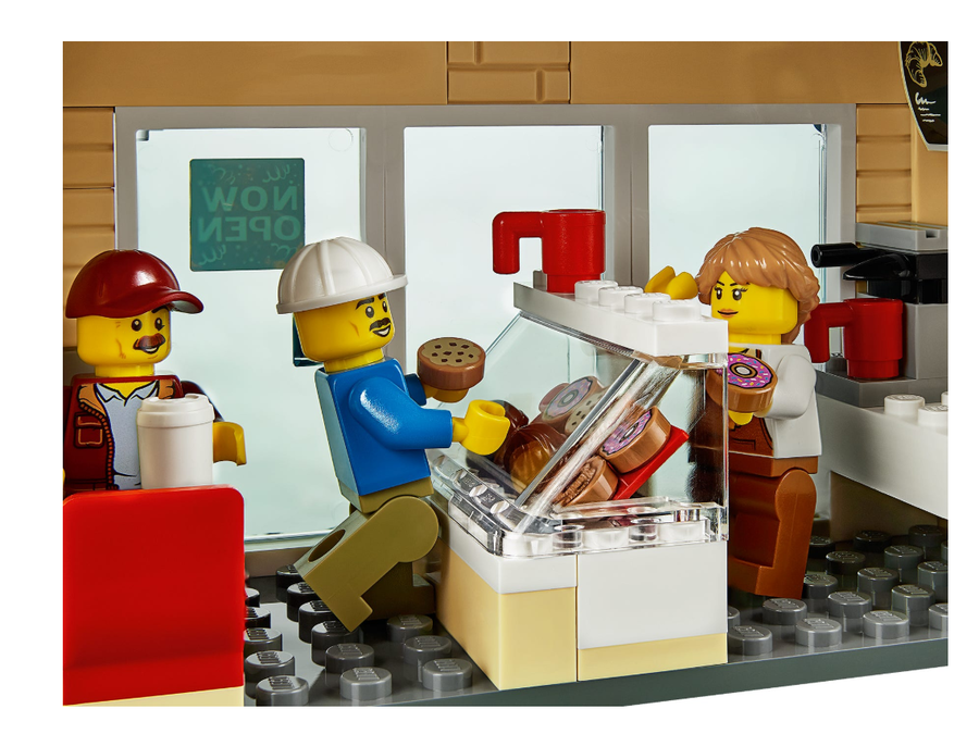 60233 Donut Dükkanı Açılışı