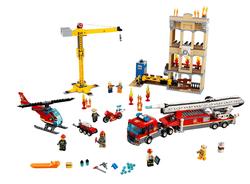 LEGO - 60216 Downtown Fire Brigade