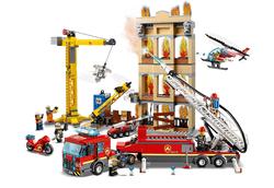 60216 LEGO City Şehir Merkezi İtfaiyesi - Thumbnail