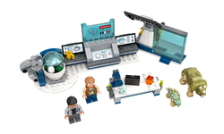 LEGO - 75939 Dr. Wu's Lab: Baby Dinosaurs Breakout