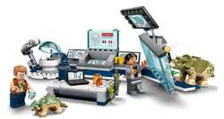 75939 LEGO Jurassic World Dr Wu'nun Laboratuvarı: Yavru Dinozorların Kaçışı - Thumbnail