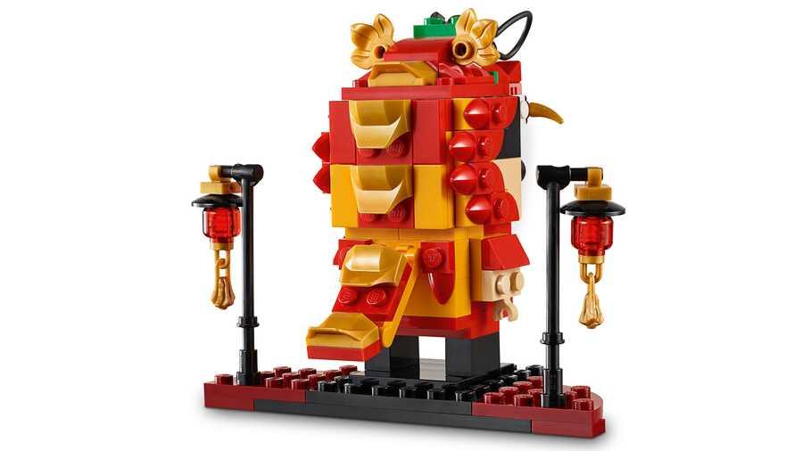 40354 Dragon Dance Guy