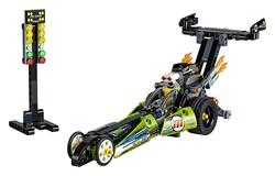 LEGO - 42103 LEGO Technic Drag Yarış Arabası