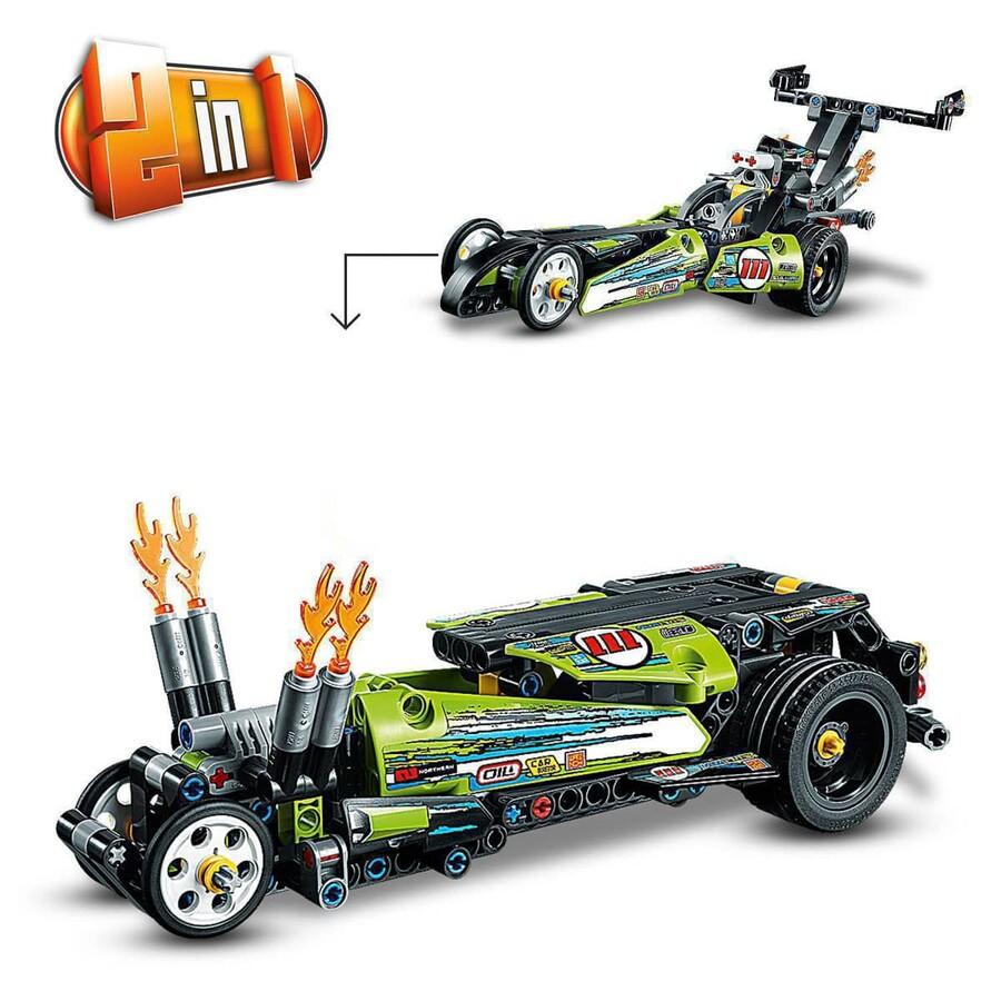42103 LEGO Technic Drag Yarış Arabası